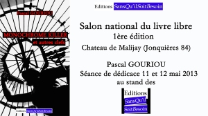flyer salon du livre Jonquières internet
